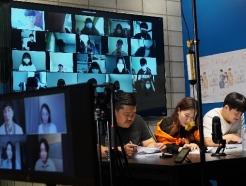 한국영상대 영상연출과, 웹드라마 2차 오디션 심사 참여