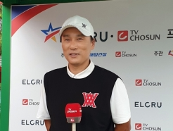 """남·녀 골프 대회 섭렵한 국민타자, """"한국시리즈와는 다른 긴장감이죠"""""""