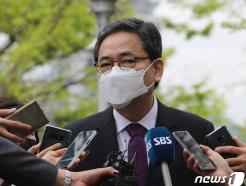 """'아들 50억 퇴직금'에 곽상도 """"2030 박탈감 이해…잘못은 없다"""""""