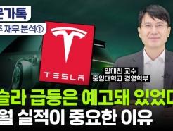 """[부꾸미]""""테슬라에 다시 주목할 때…주가 상승 신호 잡혔다"""""""