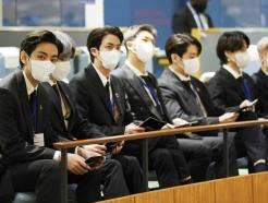 BTS, 미국서 오프라인 공연 연다…하이브 장 초반 5%대 상승