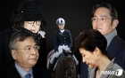 이재용 특검출석…박대통령과 '거래' 추궁(상보)