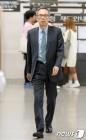 증인 신분으로 박근혜 재판 출석하는 주진형