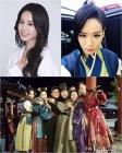 '왕은 사랑한다' 장영남 호위무사 백송이, 화기애애 촬영현장 사진 공개!