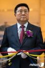 '2017 한국전자산업대전' 참석한 한상범 LG디스플레이 부회장