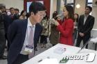 반도체 기술 살펴보는 박성욱 SK하이닉스 부회장