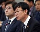 """[현장+]""""김상조 쎄네""""...CEO 총출동한 유통 간담회"""