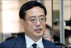 영장실질심사 받는 '태블릿PC 조작설' 변희재