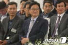 SK텔레콤 전국대리점협의회 참석한 우원식 의원