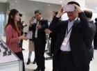 노기수 LG화학 사장, 고화질 3D VR 기술력에 흠뻑