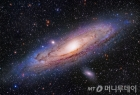 사진으로 보는 '안드로메다 은하 24시'