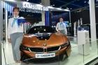 삼성SDI 차세대 배터리 장착한 BMW 스포츠카는?
