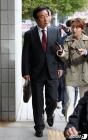 3차 공판 출석하는 김성태 의원