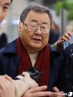 [포토 is] '가사도우미 성폭행 혐의' 김준기, 공항서 체포