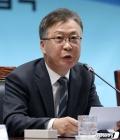 인사말 하는 강상현 방송통신심의위원회 위원장