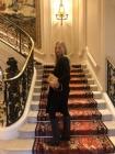 케이트 모스, 인스타그램 통해 '메트로시티' 백과 함께한 일상 사진 공개
