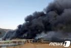 칠곡 공장 2곳서 화재 9시간만에 진화…재산 피해 35억원