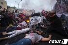 """이라크 反정부 시위대에 무차별 총격…""""20여명 사망"""""""