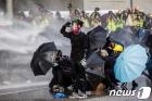 홍콩시위 오늘 분수령…구의원선거 후 첫 대규모 집회