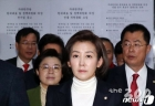 """떠나는 나경원 """"헌법가치 지키기위해 분투했다"""""""