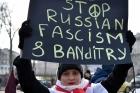 """""""러시아 강도질""""… 벨라루스, 국가통합 논의 반발"""