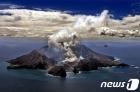 """뉴질랜드 화산섬 급작스레 폭발…""""5명 사망·8명 실종""""(종합2보)"""