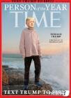 """트럼프 캠프의 과도한 충심…""""공약지킨 트럼프가 올해의 인물"""""""