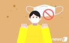 [미세먼지]일반 마스크 착용하면 먼지 그대로 흡수…올바른 착용법은?