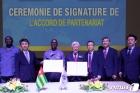 국제청소년연합-토고 정부, 국가발전계획(PND)위한 공동협정 체결