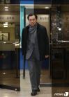 김기현 전 시장 '검찰 조사 종료'