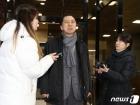 참고인 신분으로 검찰 조사 마친 김기현 전 시장