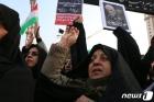 솔레이마니 사령관 추모하는 이란인들