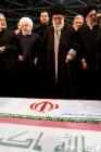 솔레이마니 기도회 집전하면서 오열하는 이란 최고 지도자