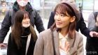 [영상]아이즈원 나코-사쿠라 '팬들에 애교선물'