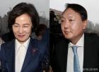 조국 관련 수사팀 이번주 사라진다…추미애-윤석열, 또다시 긴장 고조