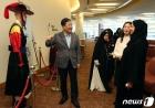 두바이에 퍼지는 한국문화