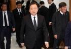 허영인 SPC 회장, 故 신격호 회장 조문