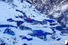 네팔 한국인 교사 실종 닷새째, 안나푸르나 수색작업 난항