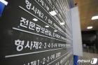 """'검찰취재 제한' 법무부훈령 헌법소원 각하…""""공권력행사 아냐"""""""