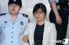 """'국정농단' 최서원 """"조국은 왜 보호하냐""""…파기환송심 최후진술"""