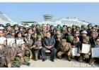 """38노스 """"北 북 원산비행장에 수십대 군용기 포착…곧 훈련 가능성"""""""