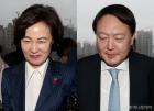 '최강욱 기소 충돌' 추미애-윤석열…설연휴 이후 갈등 본격화하나