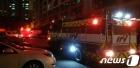 '소방차 사고' 화재 출동하다 마을버스와 충돌