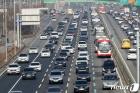 '답답한' 고속도로 교통상황…정체 언제 풀리나?