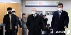 양승태 전 대법원장, '폐암 수술' 후 첫 재판