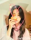 """봄을 입은 혜리, 화사한 핑크빛 무드…""""화보 장인"""""""