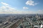 파란하늘 찾아온 서울