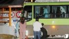 서울 도착한 청도 대남병원 코로나19 확진자들