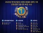신한금융 3사, 나란히 '브랜드파워 1위' 차지