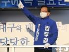 """""""내가 대통령감""""…총선 출정식에서 나온 '대권 마케팅'"""
